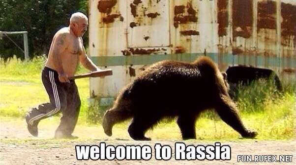 Wellcome to Rassia